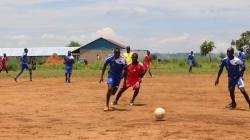 サッカーを通じたアフリカの難民支援-日本人大学生が見たスポーツによる「平和構築」