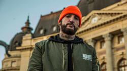 Le rappeur québécois Infrak n'est