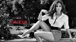 Jennifer Lopez est la nouvelle égérie sexy de