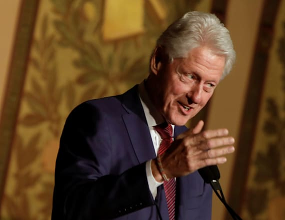 Liberals retroactively turn on Bill Clinton