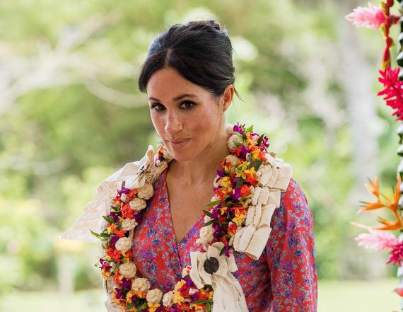 Report: Duchess Meghan's birth plan creates chaos