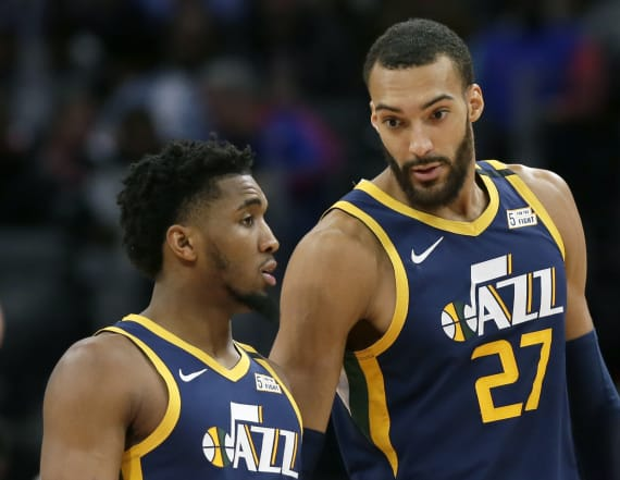 Rudy Gobert, Donovan Mitchell cleared of coronavirus