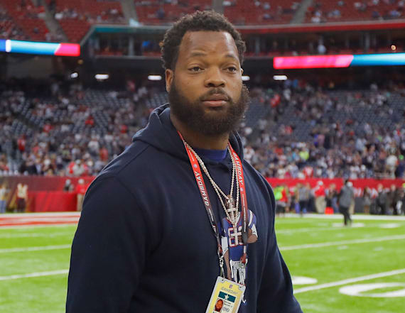 Michael Bennett allegedly shoved elderly paraplegic