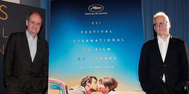 Festival de Cannes 2018: la plainte déposée après l'appel à la plateforme anti-harcèlement classée sans suite