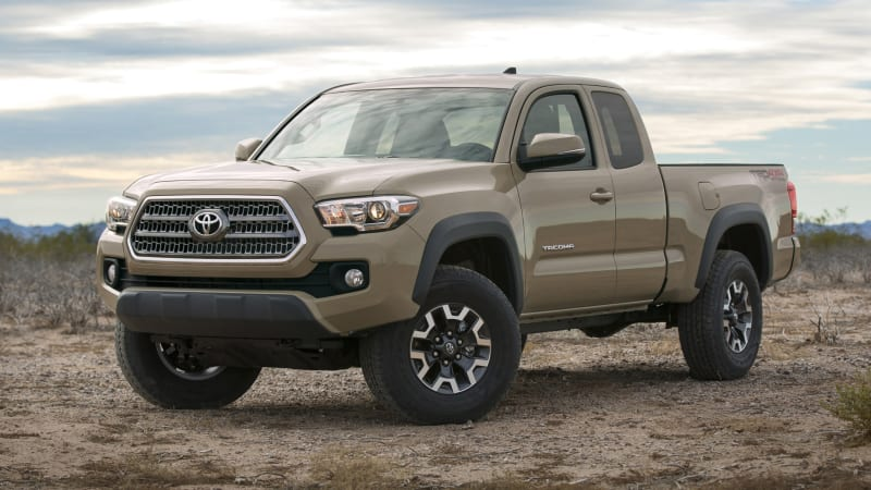Toyota Tacoma TRD Off Road Drivers' Notes Review | Facing the heat