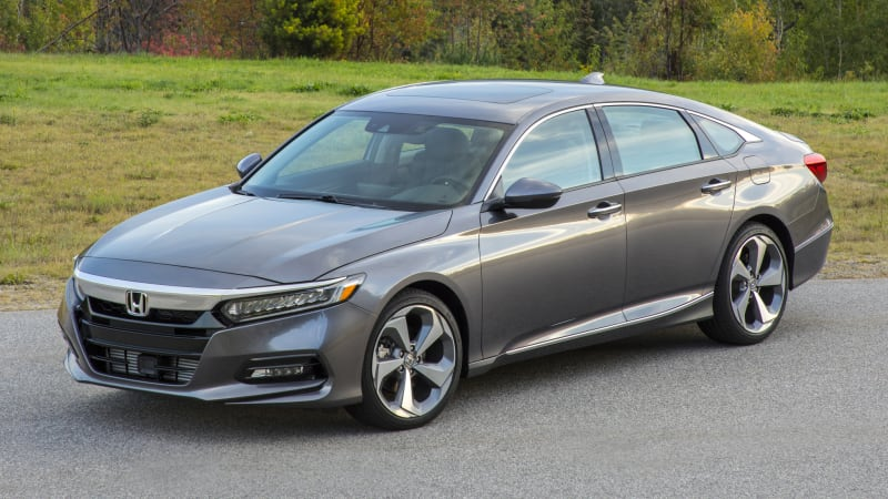 2018 Honda Accord First Drive