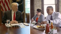 Trop léger, l'agenda de Trump? On l'a comparé avec celui