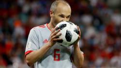 La carta de despedida de Iniesta a la selección española que te hará