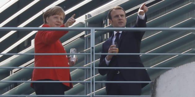 Sortir du nucléaire et du charbon, un combat que la France et l'Allemagne doivent mener ensemble pour le climat.