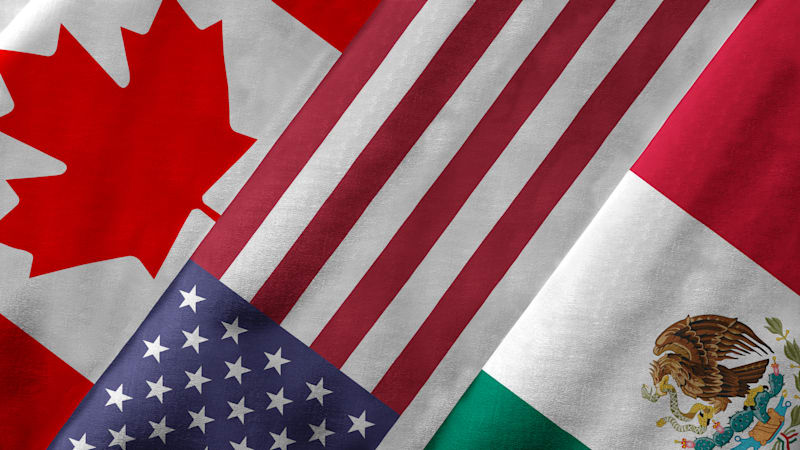 Us And Mexico Reach Deal Nafta Talks Now Turn To Canada Autoblog