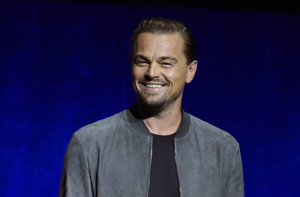 Leonardo Dicaprio Celebrates His 44th Birthday With Star Studded