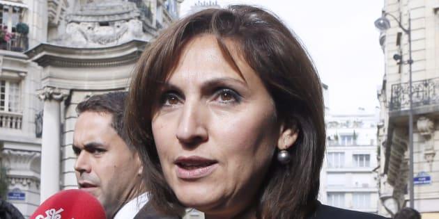 Nora Berra à Paris en 2013.