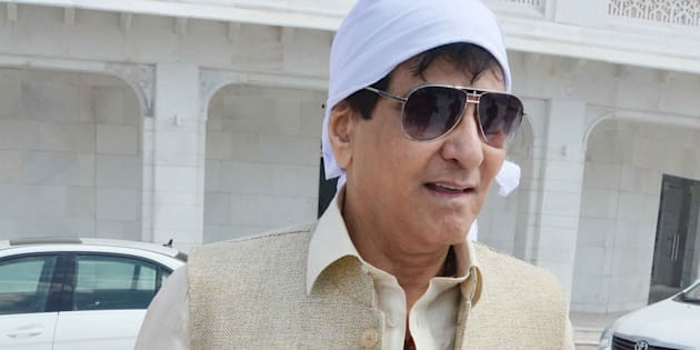 File photo of veteran Bollywood actor Jeetendra.