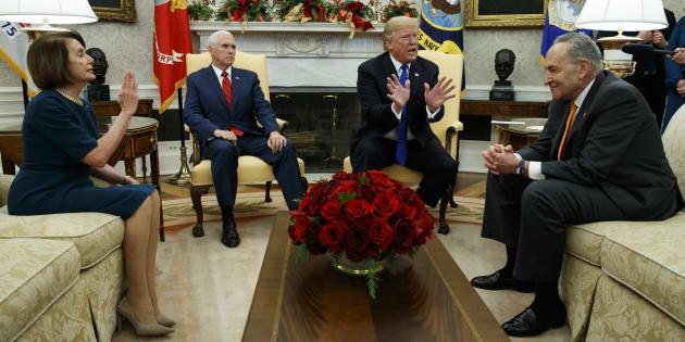 Trump cancella viaggio ufficiale della Pelosi in Egitto caus