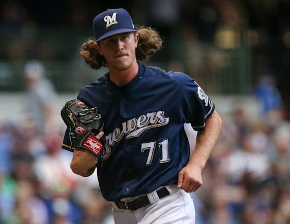 MLB requires sensitivity training for Brewers' Hader