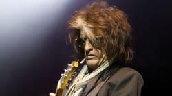 Le guitariste d'Aerosmith est