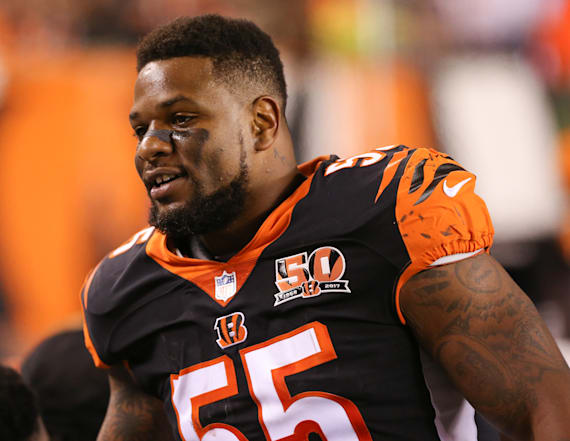 Vontaze Burfict facing 4-game ban for drug violation