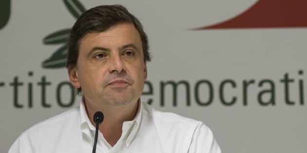 """Carlo Calenda: """"Pronto a candidarmi alle europee"""""""