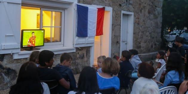 France-Belgique dans le top 10 des meilleures audiences de la télé.