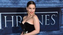La escena sexual por la que Emilia Clarke felicitó a los guionistas de 'Juego de
