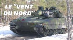 10.000 soldats suédois et finlandais mobilisés, ça n'était pas arrivé depuis très