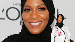 Barbie se pone un 'hiyab' por primera
