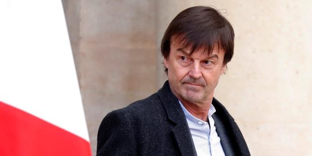 """Nicolas Hulot va porter plainte contre """"Ebdo"""" pour """"diffamation"""""""