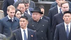 Kim Jong Un en Russie pour un premier sommet avec