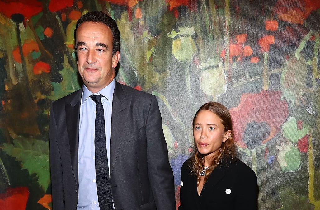 Mary Kate Olsen Makes Rare Appearance With Husband Olivier Sarkozy