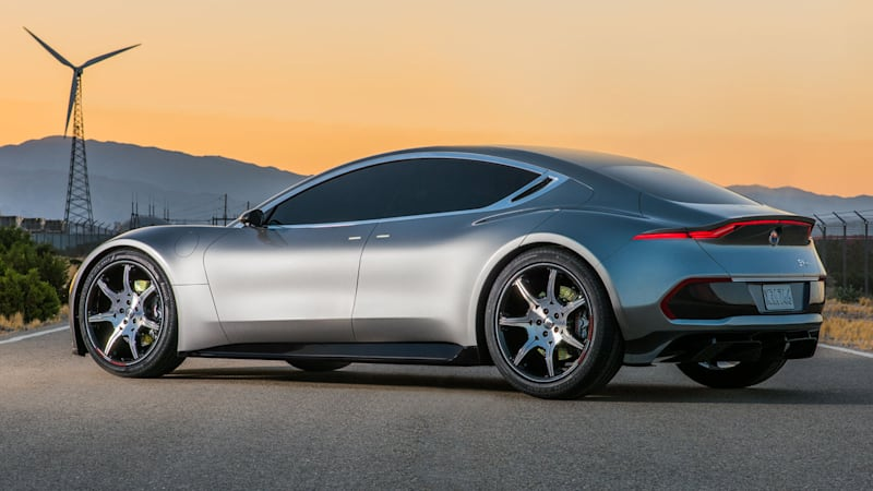 Fisker to unveil its all-electric EMotion at CES in January