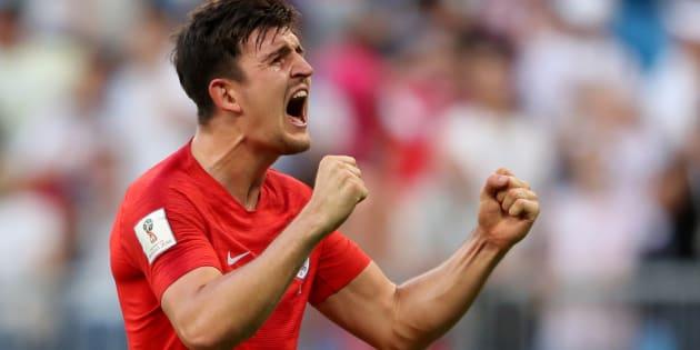 #ItsComingHome se ha vuelto un grito de batalla para que Inglaterra se sobreponga a su historia y levante la Copa del Mundo en Rusia.