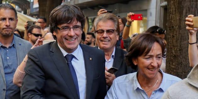 Catalogne: La justice espagnole veut poursuivre les dirigeants destitués pour rébellion