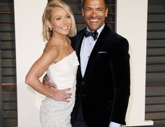 Kelly Ripa does a Canadian vacay