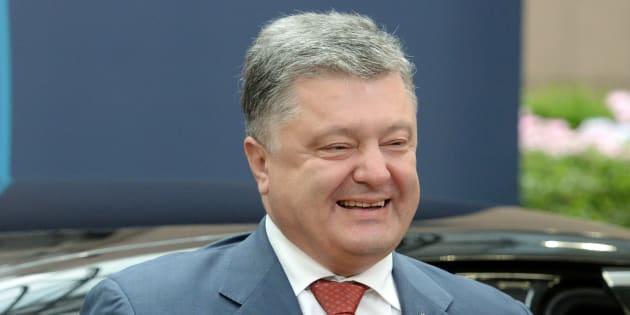 Les vacances luxueuses de Petro Porochenko indignent l'Ukraine