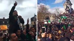 Des milliers d'Algériens manifestent contre Bouteflika en