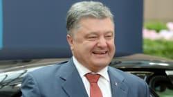 Les vacances luxueuses de Petro Porochenko indignent