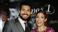 Tamara Gorro y Ezequiel Garay se casan (otra vez) por sorpresa en las islas
