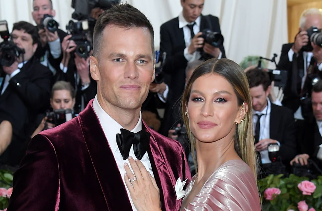 Tom Brady on marriage with Gisele Bundchen: 'Sometimes I have to