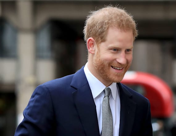 Report: Prince Harry will take paternity leave