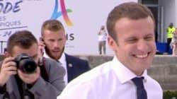 Comment Macron évite la presse (sauf quand ça