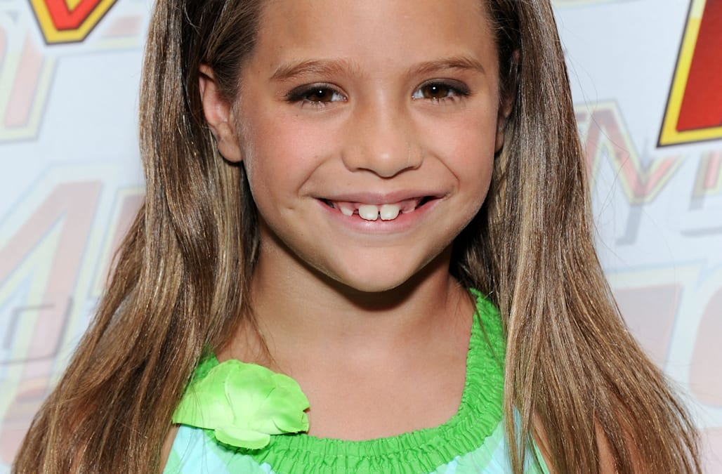 Dance moms star mackenzie ziegler is now 13 and starring in her dance moms star mackenzie ziegler is now 13 and starring in her first big ad campaign for ge m4hsunfo Gallery