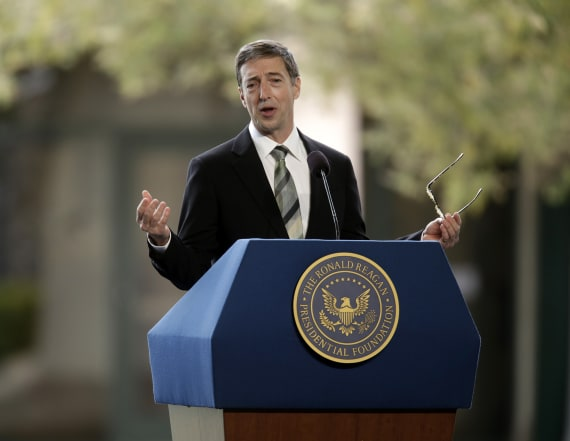 Ron Reagan blasts 'grifter' Trumps
