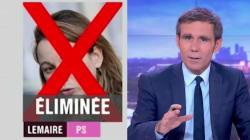 France 2 annonce par erreur l'élimination d'Axelle