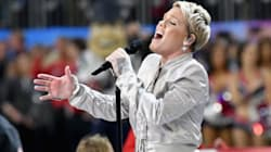 Pink Claps Back At Troll Who Mocked Her National Anthem