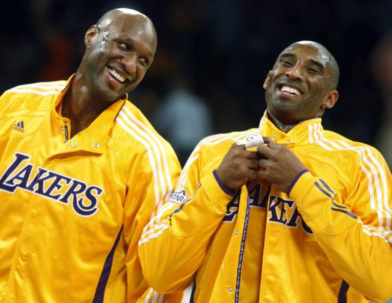 Lamar Odom posts emotional tribute to Kobe Bryant