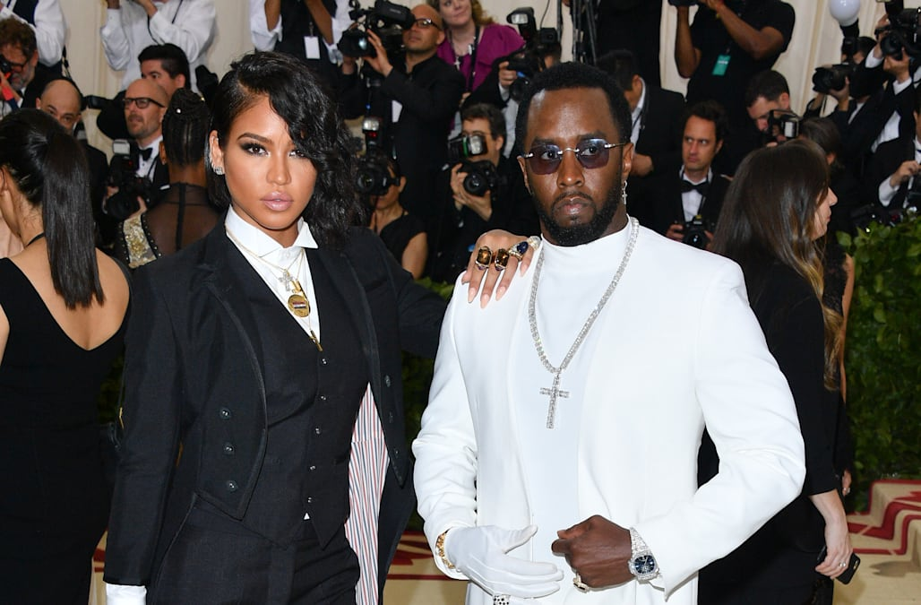 Diddy reunites with ex Cassie after Kim Porter's death - AOL