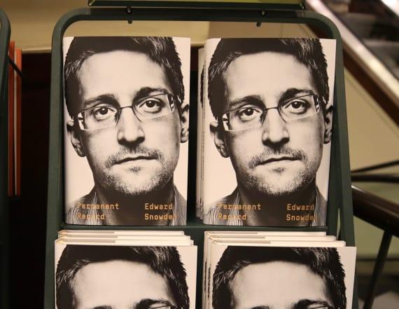 U.S. sues Edward Snowden over new book