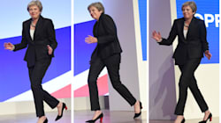VIDEO: El baile no es lo suyo, pero Theresa May insiste con 'Dancing