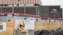 Hippodrome: les égouts ne peuvent accueillir les 8100 logements