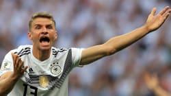 世界ランク1位のドイツが目覚めるか?